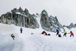 La sécurité en alpinisme